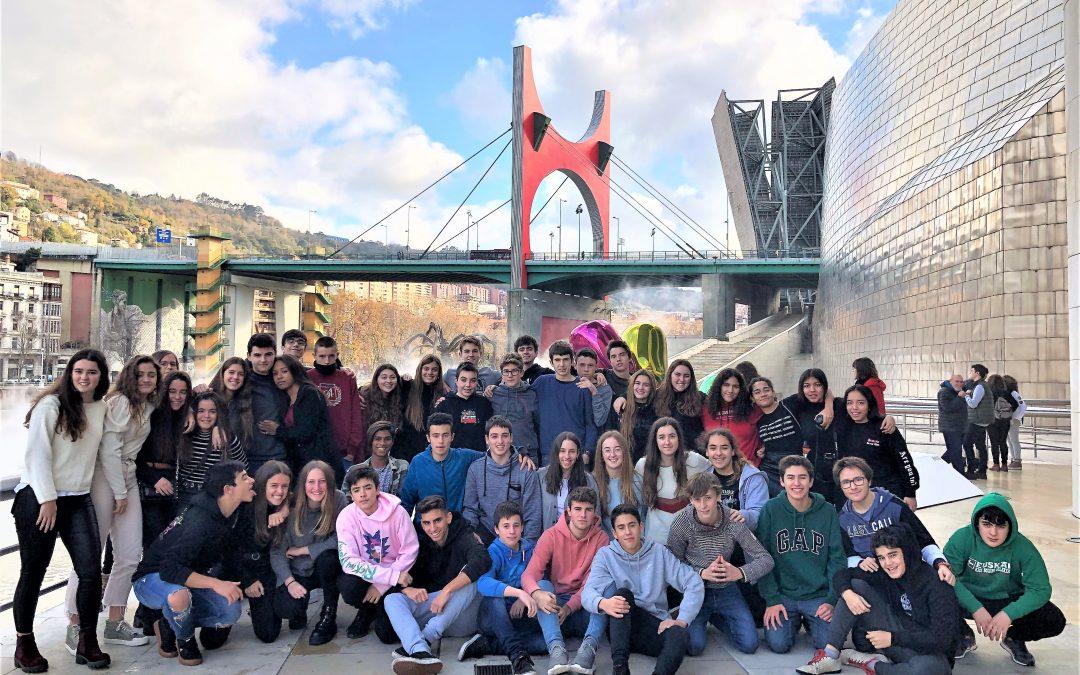 Guggenheim Museum Bilbao museora irteera